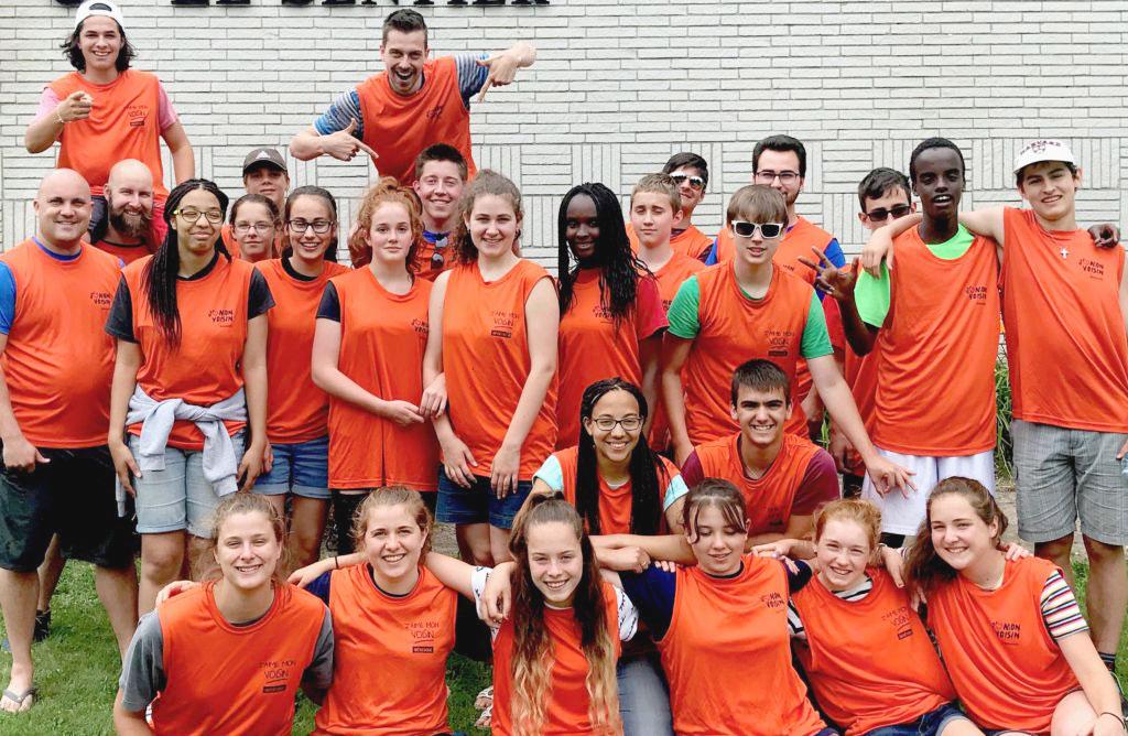De St-Georges à Gatineau : 20 ados se mobilisent pour la mission